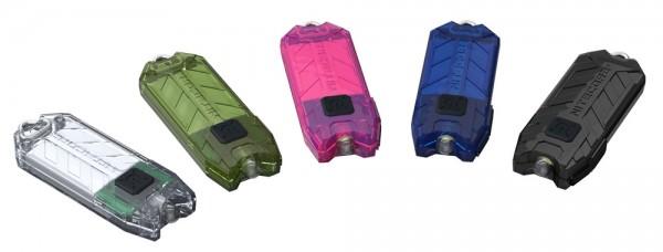Nitecore Tube 2.0 Taschenlampe in verschiedenen Farben