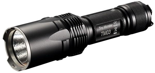 Nitecore TM03 Taschenlampe