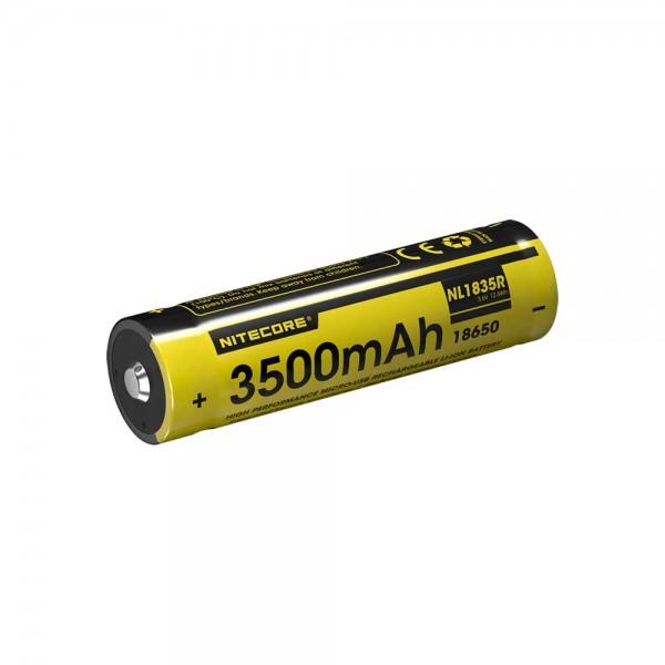 Nitecore 18650 Akku 3500mAh Micro-USB