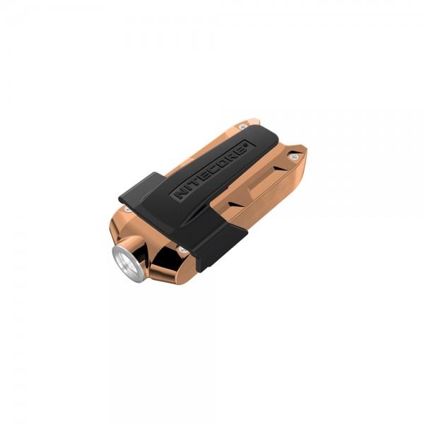 Nitecore TIP Taschenlampe kupfer
