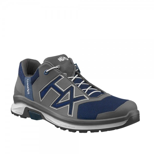 Haix Connexis Go GTX low navy-grey