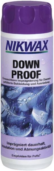 NIKWAX Down Proof Imprägnierung 300 ml für Daunen