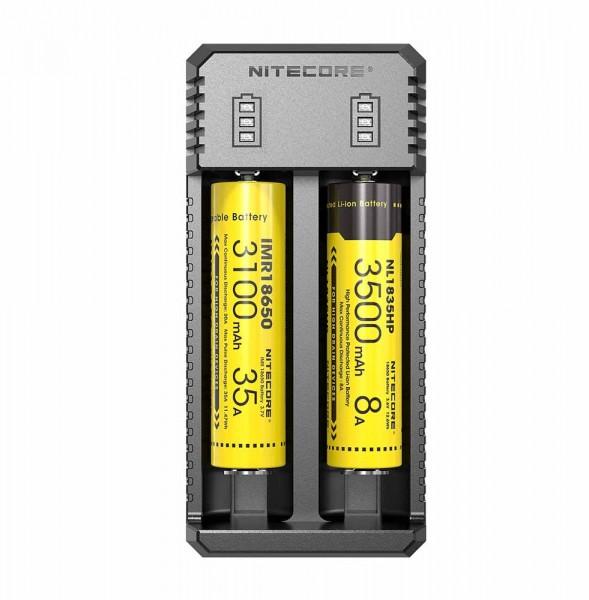 Nitecore USB Lader UI2 Ladegerät