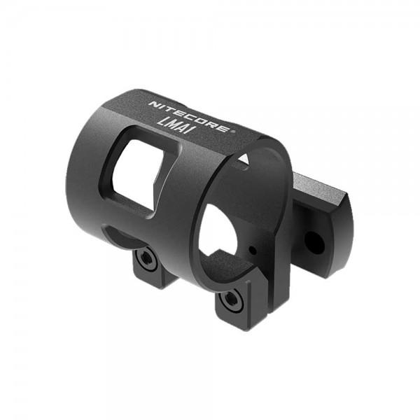 Nitecore Taktische Helmmontage für Taschenlampen