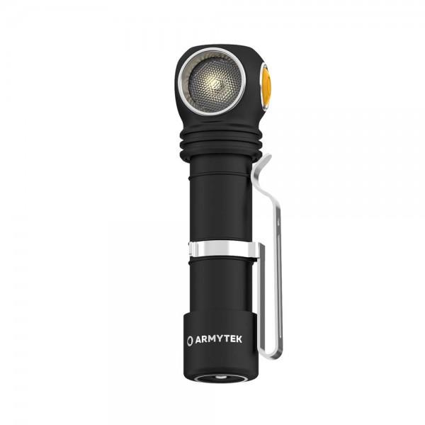 Armytek Wizard C2 Magnet USB + 18650 3200 mAh (warmweiß)